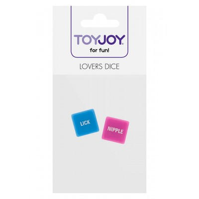 Lovers Dice Pink/Blue
