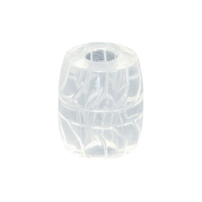 Fat Boy Silicone TPR Ball Stretcher - Clear