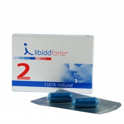 Libido Forte 100% Natural -  2 Tabletten