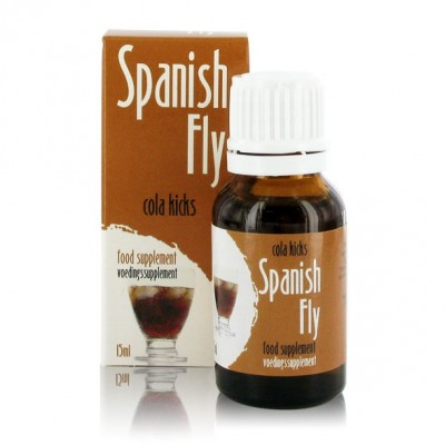 SpanishFly - Cola Kicks