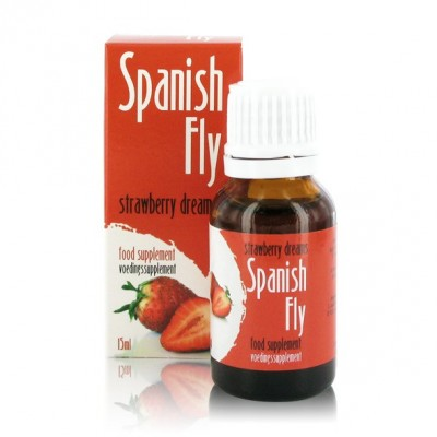 SpanishFly - Strawberry Dreams