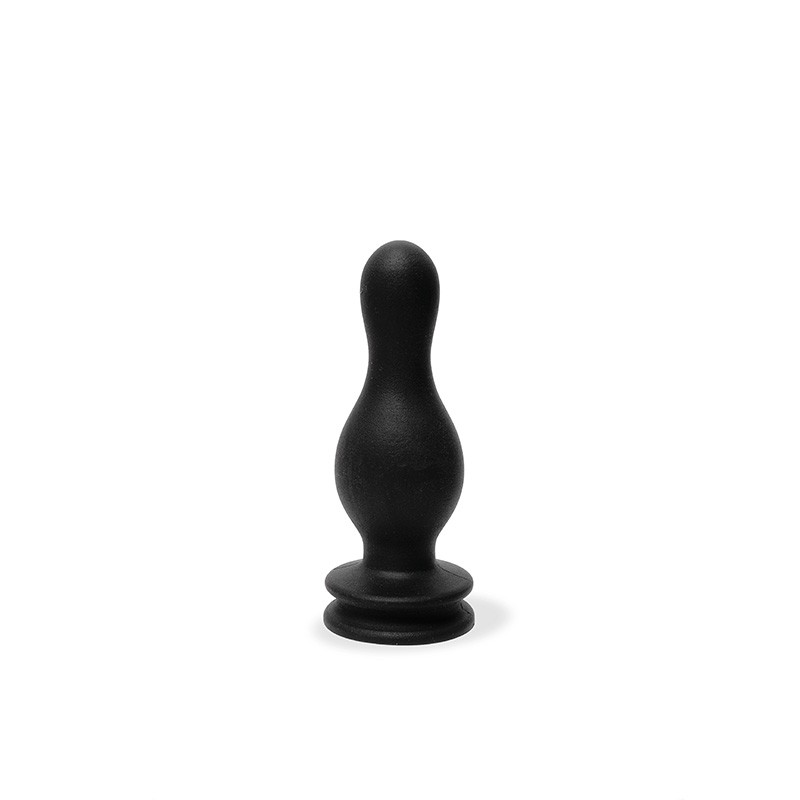 Duckpin Dildo - Black