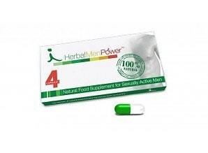 Herbal Men Power - Medium power - 4 tabs