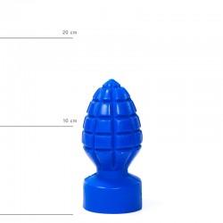 AB33-Blauw