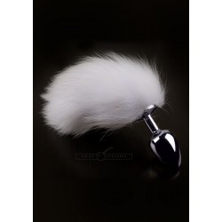Jewellery Small Silver White Tail