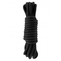 Bondage Rope 5 Meter Black