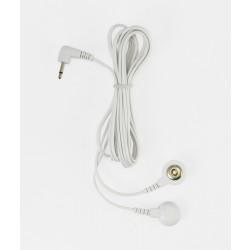Kabel voor 'plakpads' Electro Sex