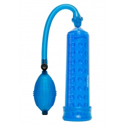 Power Massage Pump W. Sleeve Blue