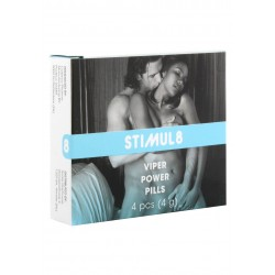 Stimul8 Viper Power Pills 4 Pcs