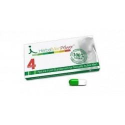 Herbal Men Power - Medium power - 4 tabs