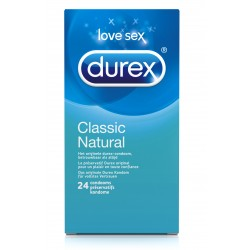 Durex Classic Natural (24st.)