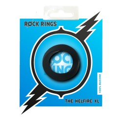Rock Rings The Hellfire XL Black