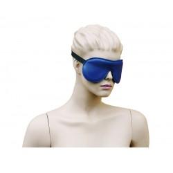 Eyemask Leather - Blue