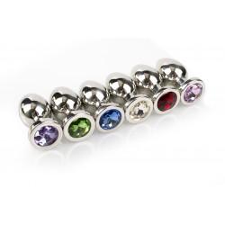 Jewel Buttplug Small (Diverse Kleuren)