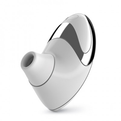 Womanizer Pro - White - Chrome