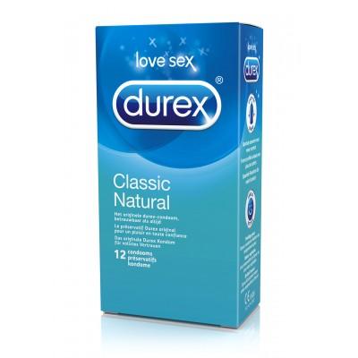 Durex Classic Naturel (12st.)