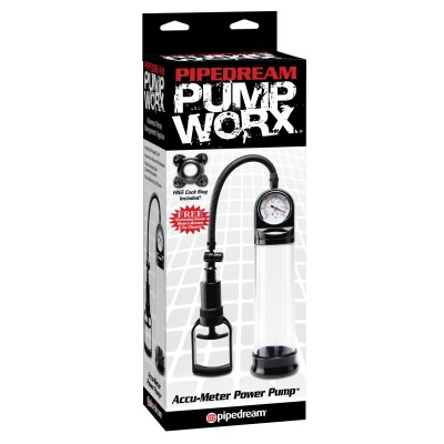 Accu Meter Power Pump