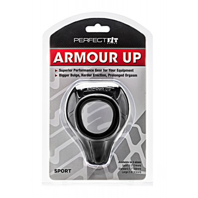 Armour Up Sport - Black
