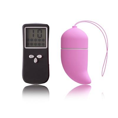 Wireless G-Spot Display Vibration Egg