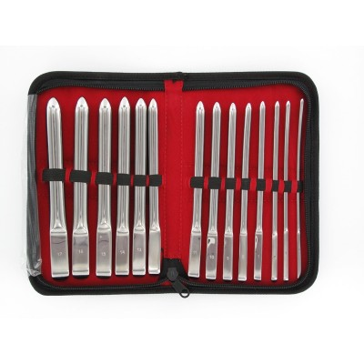 Dilator set 14 pcs