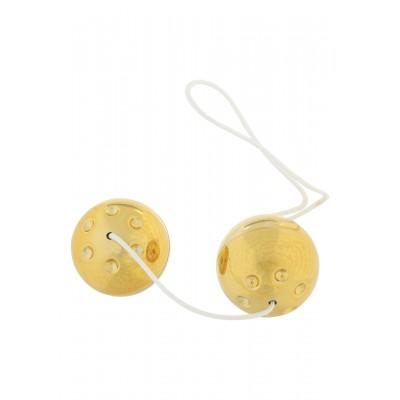 Gold Metal Balls