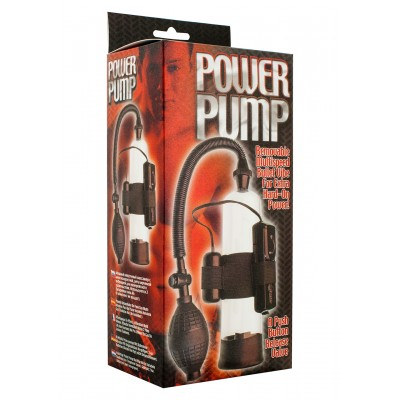 Power Pump Bullet Vibe