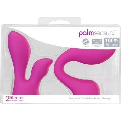 Palm Sensual Massager Heads