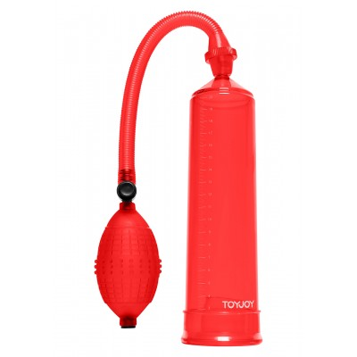 Power Pump Red