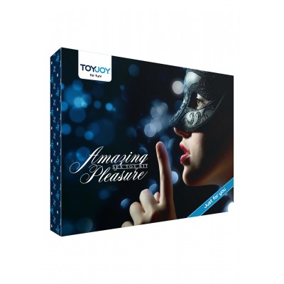 Amazing Pleasure Sex Toy Kit