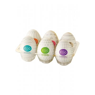 Tenga Egg Assorti 6 Colors