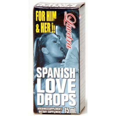 Spanish Love Drops Lavetra 15 ml