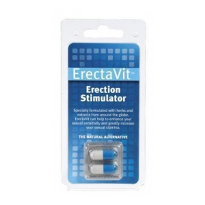 Erectavit - Erection Stimo ( 2 Pcs)
