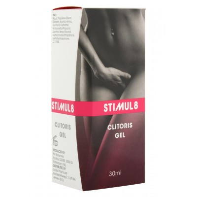 Stimul8 Clitoris Gel 30 ml