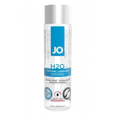 Jo H2o Lube Warming 120 ml