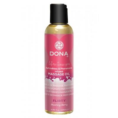 Massage Oil Blushing Berry 110 ml