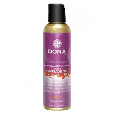 Massage Oil Tropical Tease 110 ml