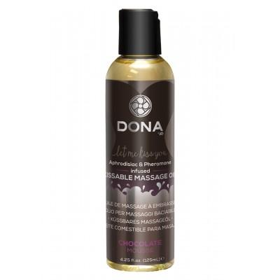 Kissable Massage Oil Choco 110 ml