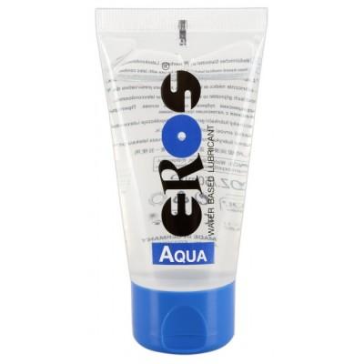 Eros Aqua Waterbasis Glijmiddel - 50 ML