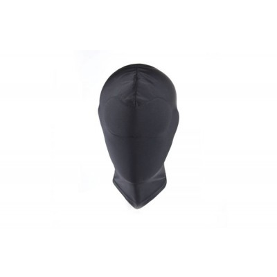 Black BDSM Hood Blind