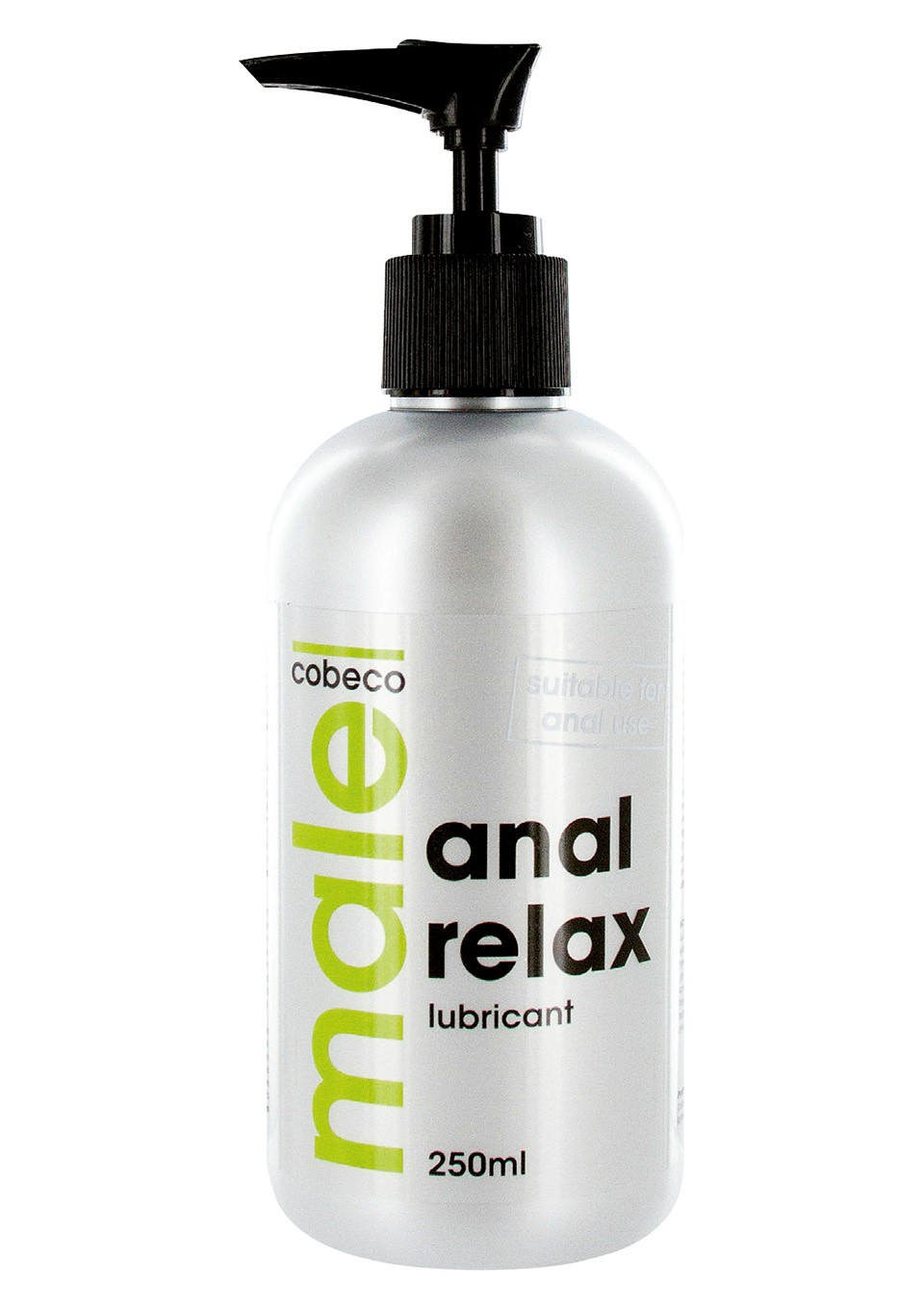Male Cobeco  Anal Relax Lube 250 ml