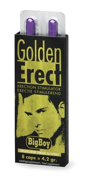 Big Boy - Golden Erect (8 caps)