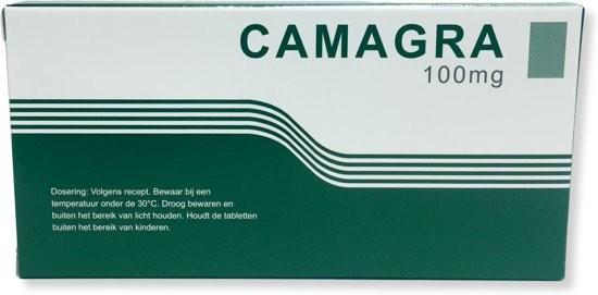 Camagra 100mg - GRATIS VERZENDING