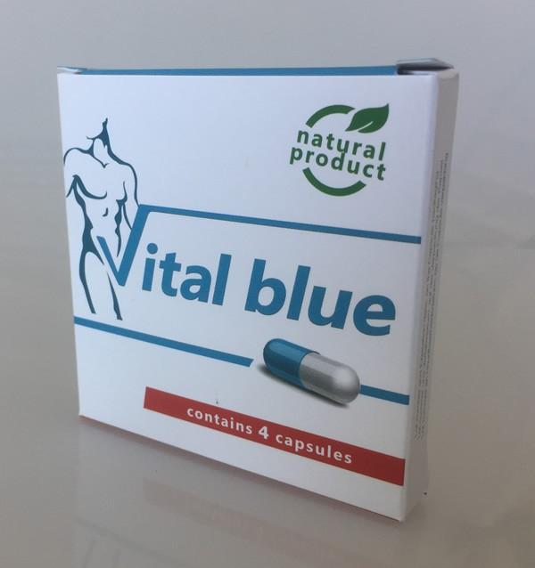 Vital Blue Capsules